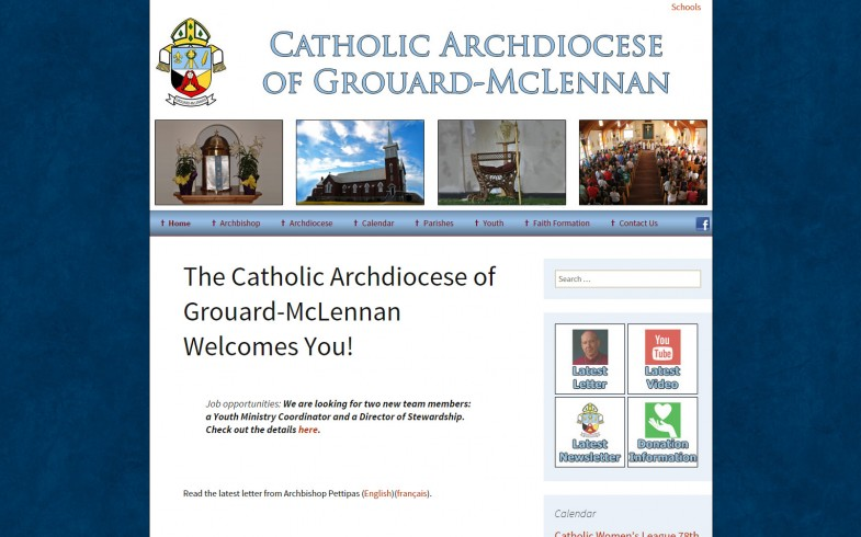 Archdiocese of Grouard-McLennan
