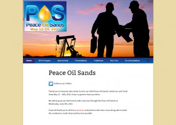 Peace Oil Sands Conference
