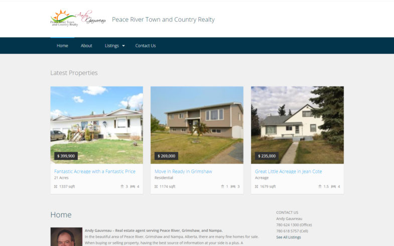 Peace River Town and Country Realty