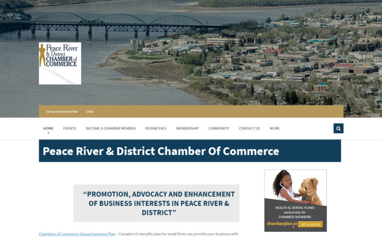 Peace River & District Chamber of Commerce